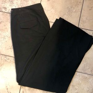 Black Loft Dress Pants